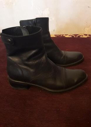 Кожание ботинки  braska