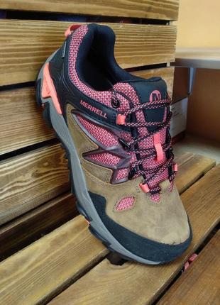 Кросівки merrell all out blaze 2 goretex нові жіночі мерел женские ботинки  кроссовки f409e399ab94b