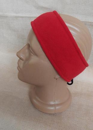 Флисовая повязка  на голову joe  boxer америка