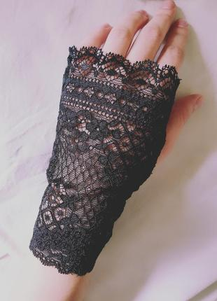 Перчатки*