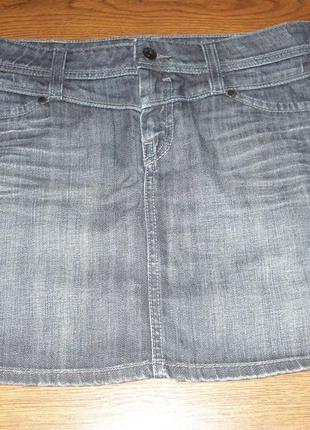 Джинсовая юбка esprit