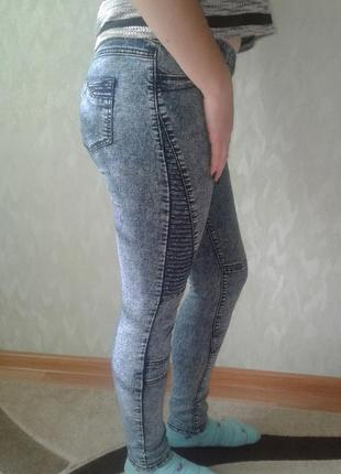 Джинсы denim co