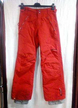 Лыжные штаны подростковые 164 см