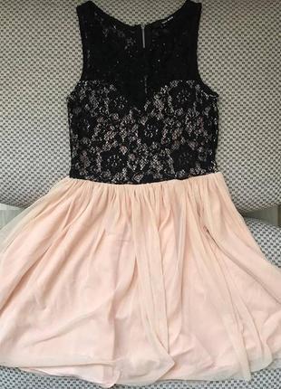 Коктейльное платье tally weijl