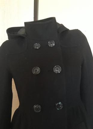 Пальто h&m, s