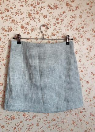 Нежная юбка в стиле  chanel