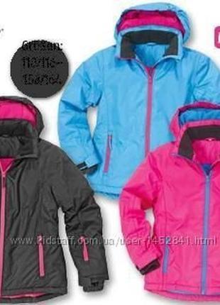 Зимняя теплая лыжная куртка на девочку р.134 - 140 (8-10лет) сrane ... 2d90e193e2e