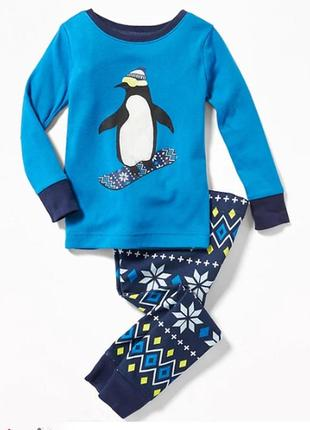Пижама для мальчика на 4 года
