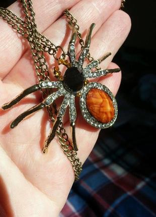 Подвеска цепочка кулон ожерелье
