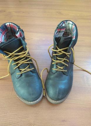 Оригинальные ботинки tommy hilfiger