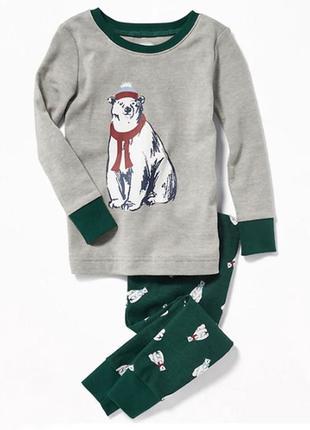 Пижама для мальчика на 5 лет