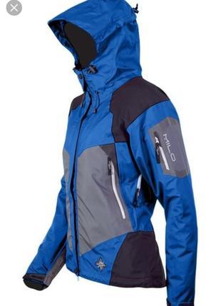 Штормовка, ветровка, дождевик, куртка milo otay lady, размер s