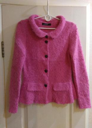 Трикотажный пиджак marc cain