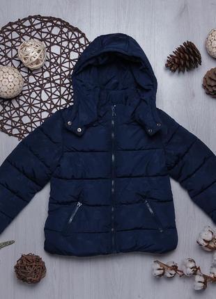 Зимняя куртка для девочки (италия)