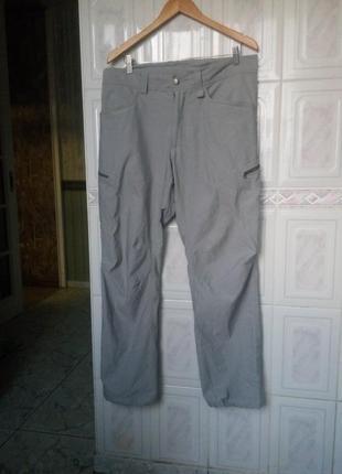 Haglofs трекинговые туристические мужские штаны