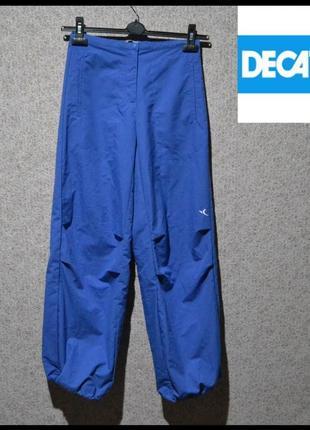 Брендові штани жіночі спортивні decathlon creation domyos xxs [лаос] (брюки женские)