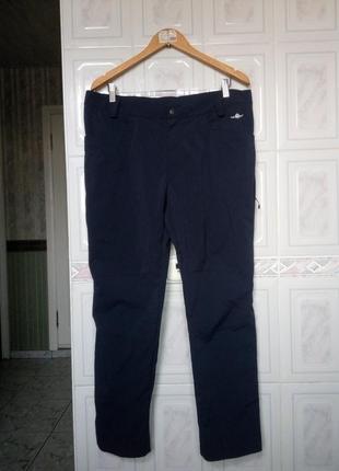 Трекинговые штаны  мужсие туристические kaikkialla softshell cофтшел стрейчевые