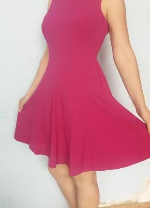 Платье-футляр с расклешенной юбкой от ralph lauren
