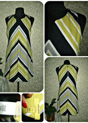 Платье сарафан из плотного трикотажа banana republic