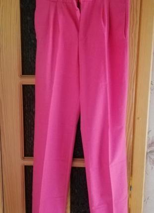 Классические брюки от zara trafaluc р.36-38