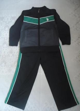 Продам новый спортивный костюм на мальчика. америка оригинал. размер: 4т.