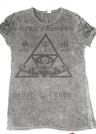 Серое платье футболка 2019 - купить недорого вещи в интернет ... e9b9d87d47a8a