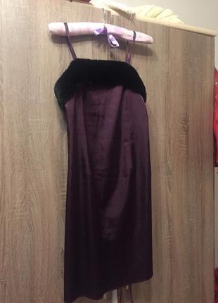 Крутое платье roman