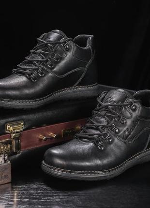 cdea4176 Мужские кожаные зимние ботинки clarks 40,41,42,43,44,45; Clarks ...