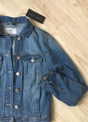 Джинсовая куртка new look new look