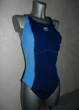 18/xl/52 arena,оригинал!синий купальник для плавания,для бассейна новый