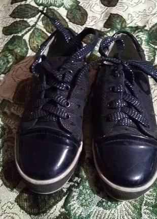 Ботиночки кросовки
