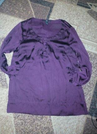 Атласна блузочка