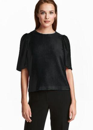 Оригинальная блуза от бренда h&m разм. 36