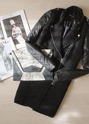 Пальто-косуха букле