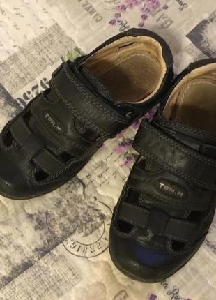 Туфли летние сандали tom. m
