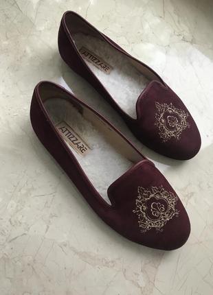 Лоферы туфли attizzare