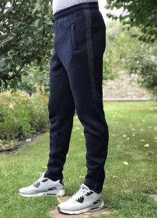 (s, m, l, xl, xxl) зимние мужские штаны от производителя. модель № 6. цвет синий