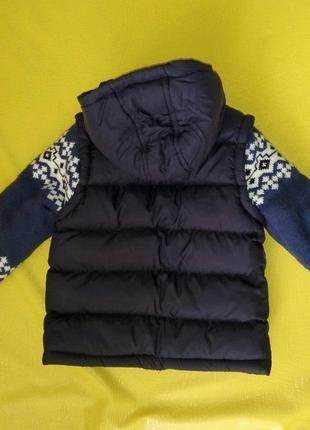 Детская куртка. зимняя (rebel)2