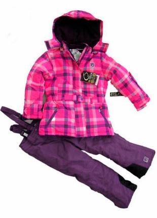 Детский зимний комбинезон,термокомбинезон,лыжный костюм phibee kids