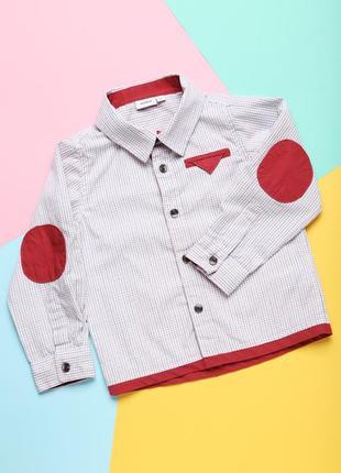 Очень крутая детская рубашка.