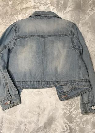 Джынсовый пиджачок