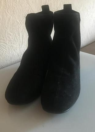 Тренд осени ботинки-носеи