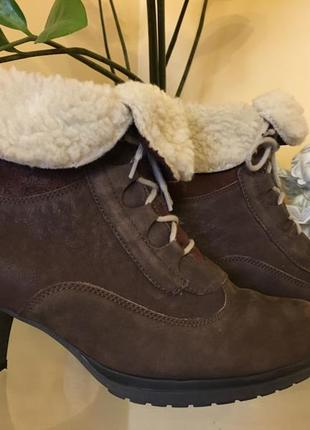 Ботинки gabor размер 38