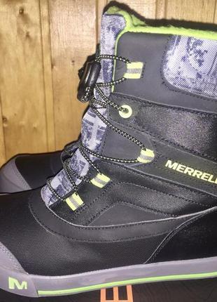 ... Теплющие зимние сапоги merrell kids snow bank waterproof 6f3adf111b8b4