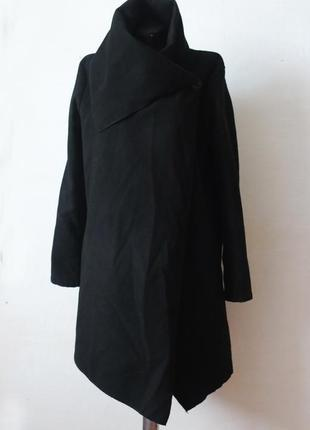 Демисезонное пальто италия шерсть
