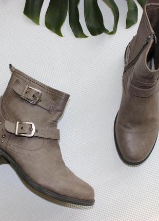 40 26см young spirit деми ботинки с ремешками