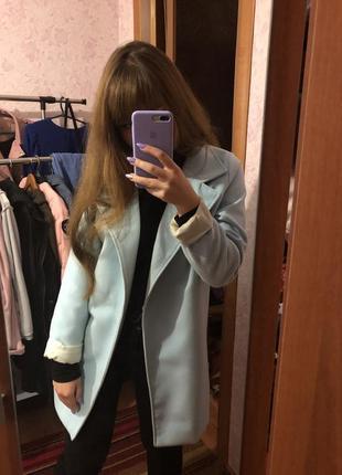 Пальто (осень-весна)