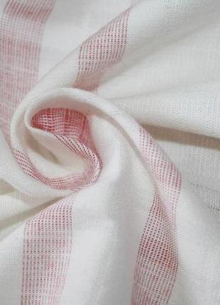 Нежная летняя летящая хлопковая блуза3 фото