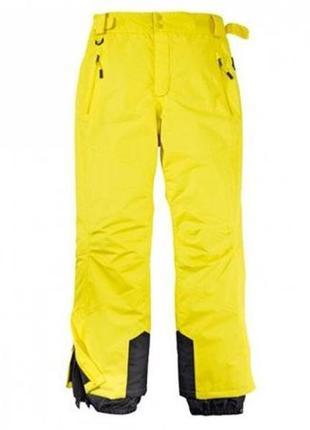 Лыжные мужские термо штаны crivit 48рр,