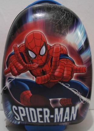 Детский чемодан на колёсах (spider-man) 17-12-078